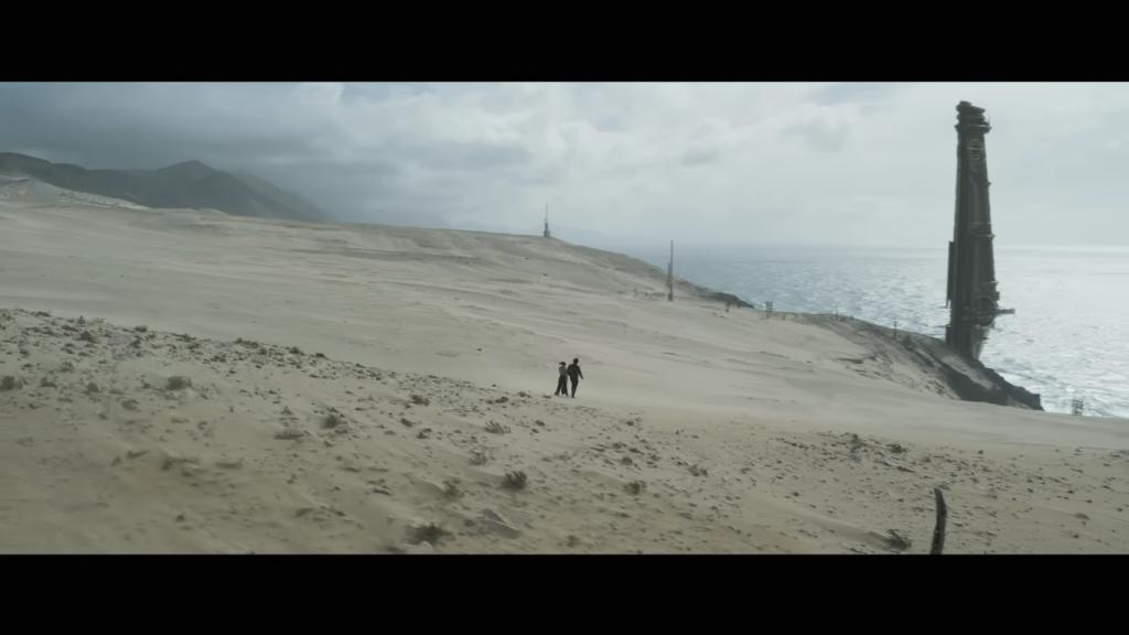 Emilia Clarke Alden Ehrenreich - Solo: A Star Wars Story