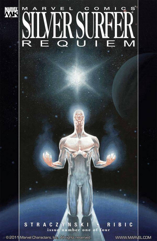 Silver Surfer: Requiem - Marvel Comics