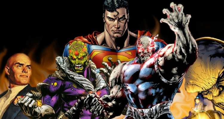 Superman Villains