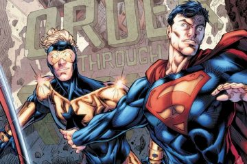 DC Comics - Superman and Booster Gold