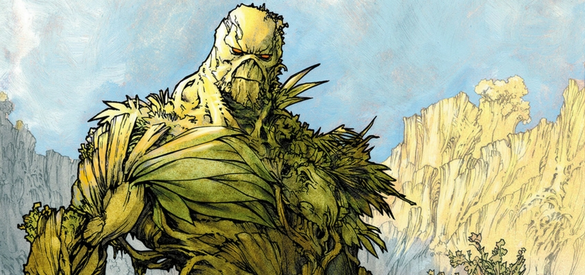 Swamp Thing - Jesus Saiz