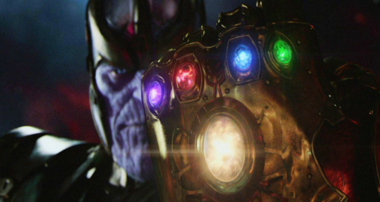 Thanos and Soul Stone