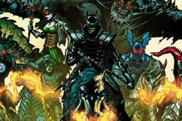 DC Comics - Dark Knights Rising: The Wild Hunt