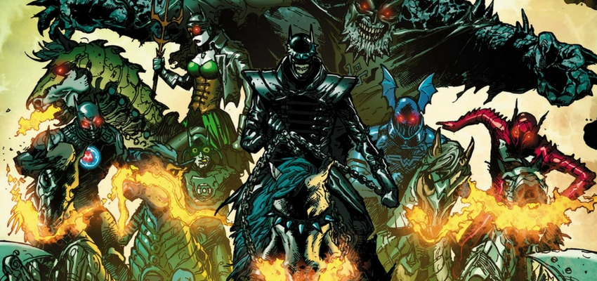 DC Comics - Dark Knights Rising: The Wild Hunt