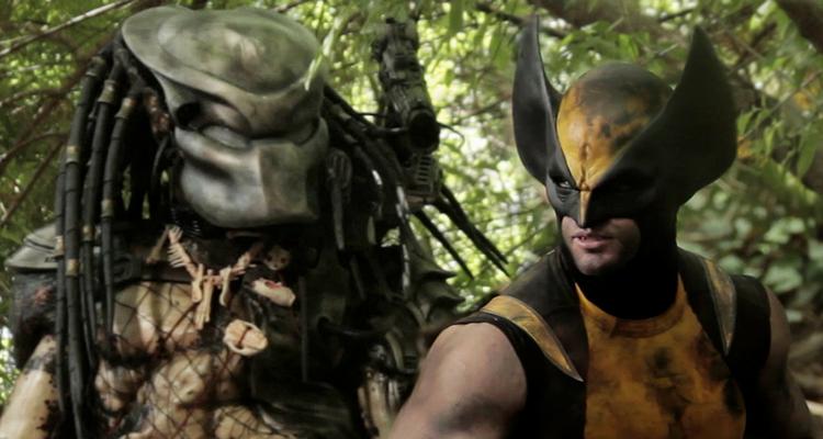 Wolverine vs Predator