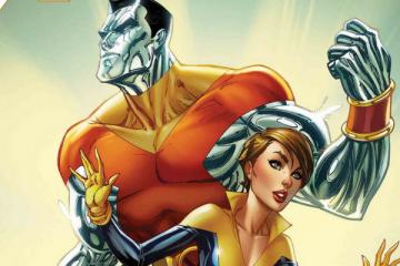 X-Men Wedding Special