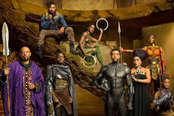 Black Panther - Disney and Marvel Studios