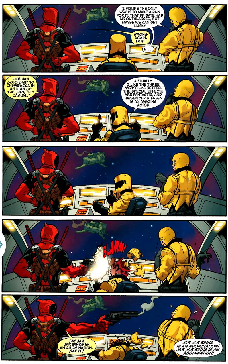 Deadpool/Starwars