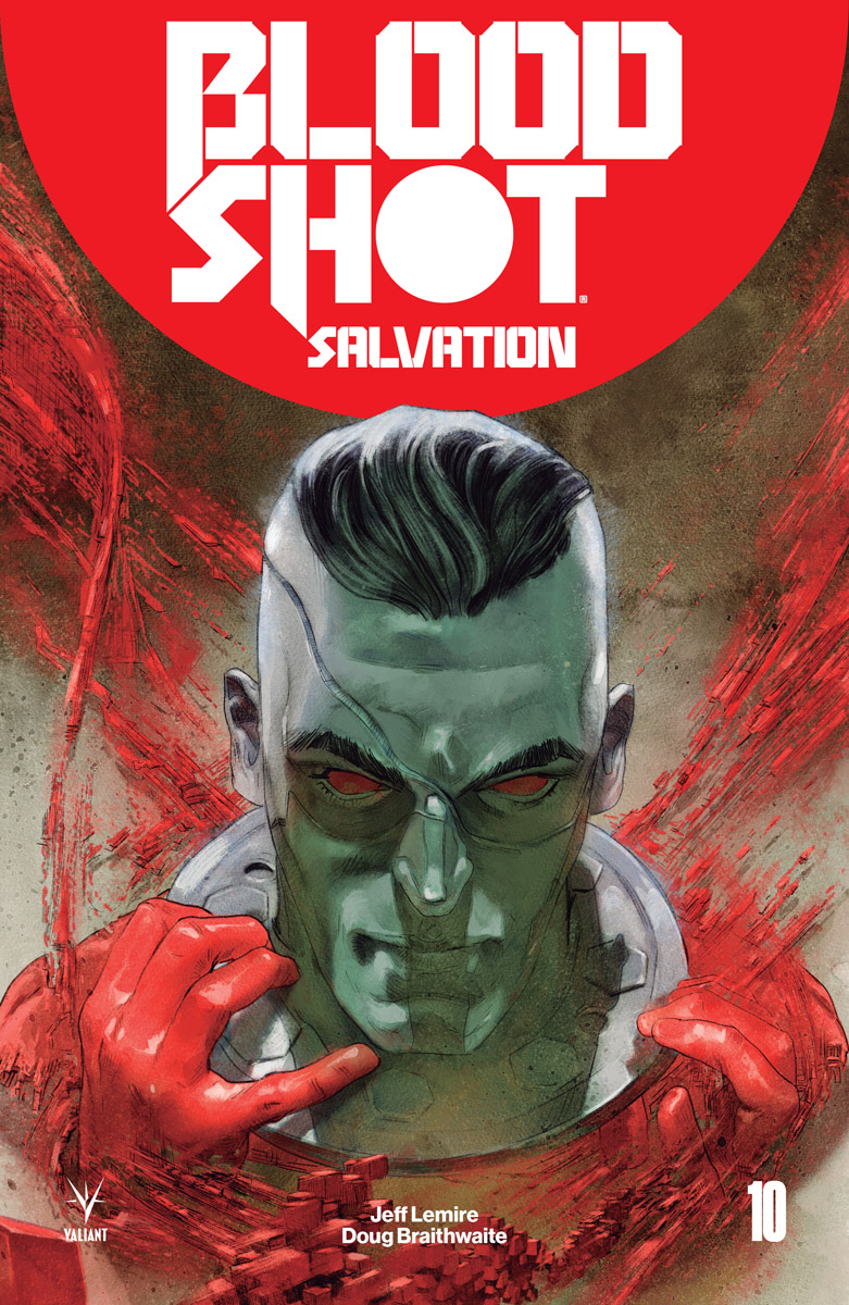 Bloodshot Salvation #10