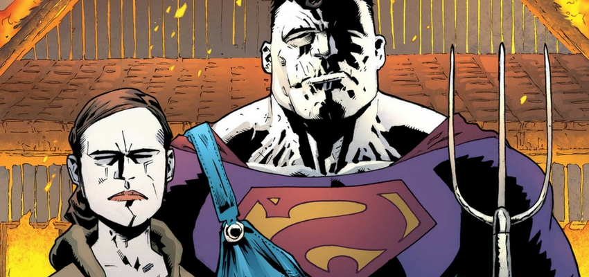 Superman #42 - Peter Tomasi and Patrick Gleason - DC Comics
