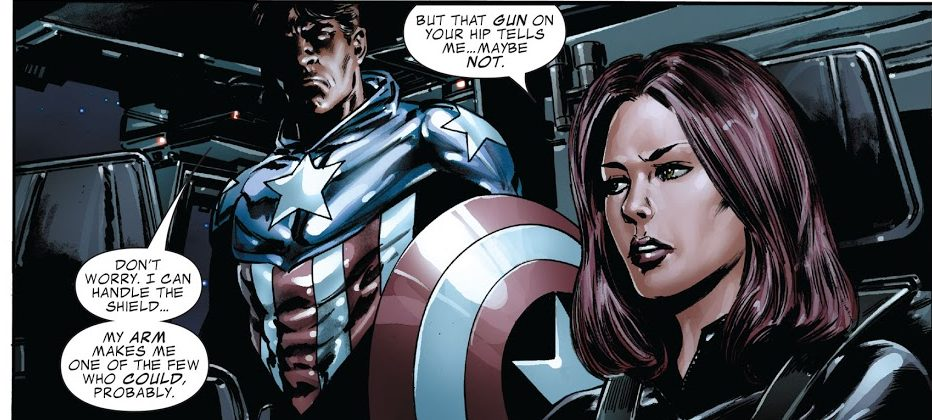 Bucky-barnes-Captain-America - Bounding Into Comics