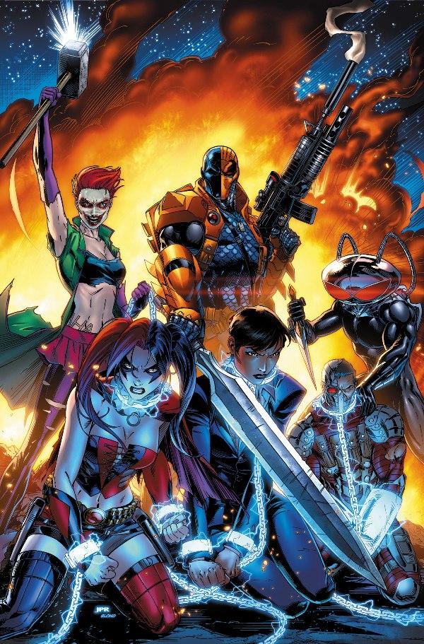 DC Comics - Suicide Squad #1 Cover