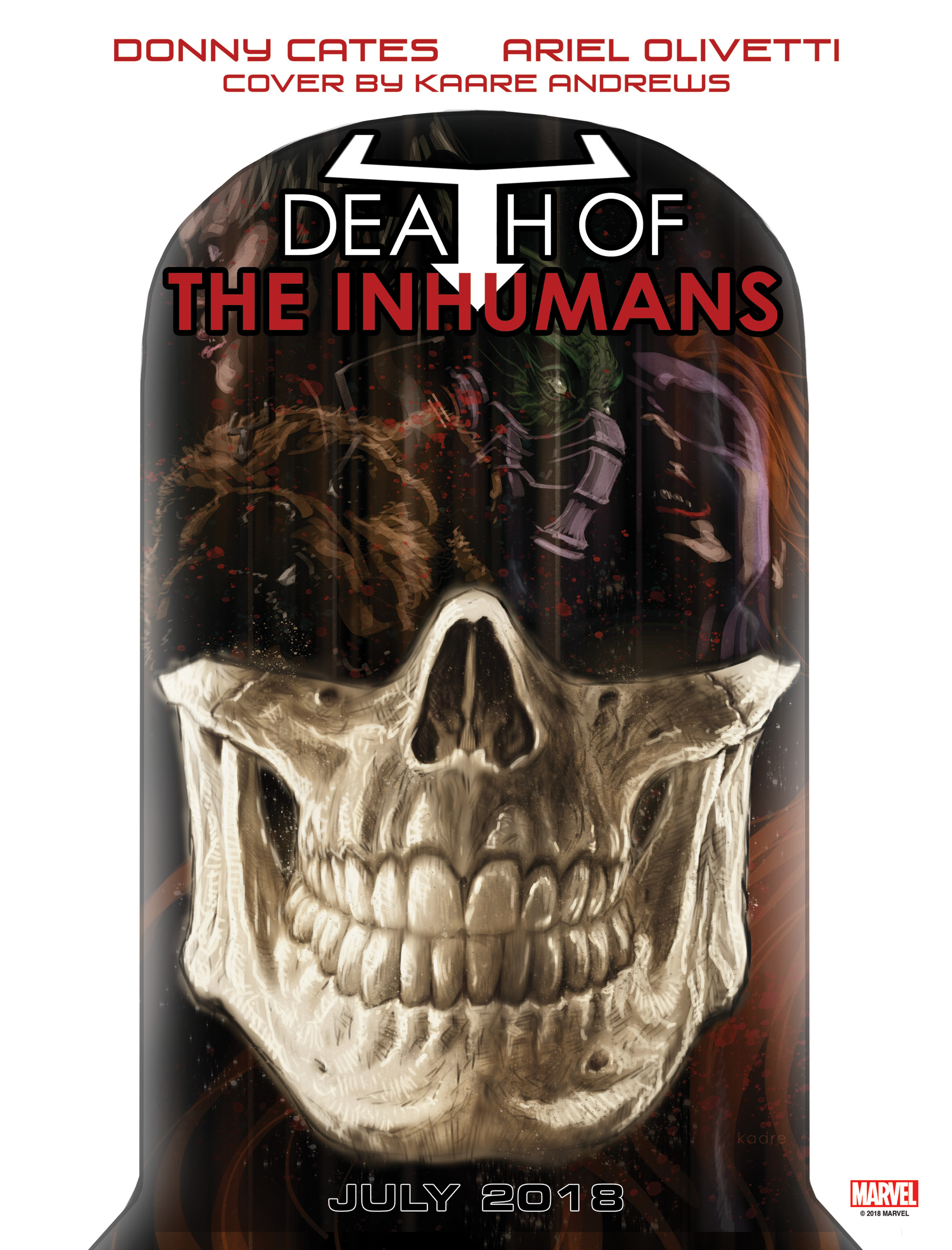 Death of Inhumans