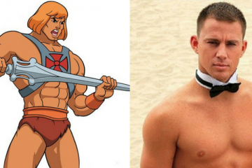 He-Man and Channing Tatum