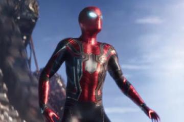 Iron Spider suit