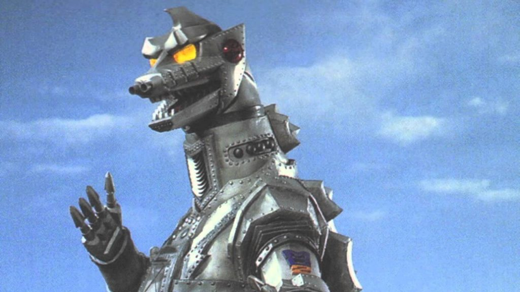 "Mechagodzilla from ""Godzilla vs. Mechagodzilla"" - Toho Eizo"