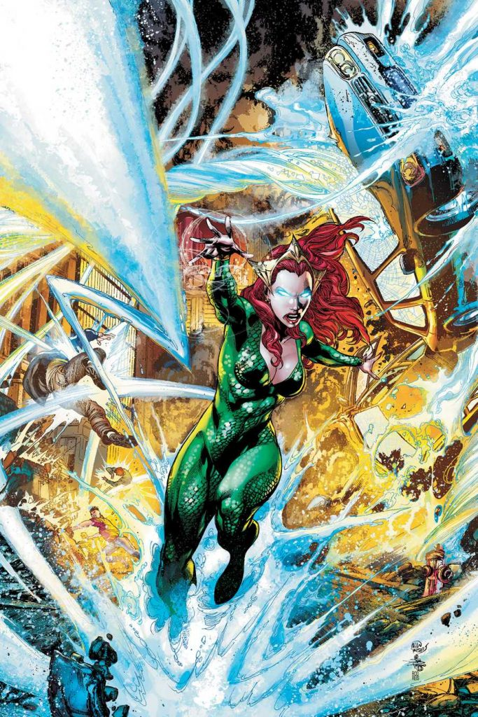Mera - Prime Earth - DC Comics