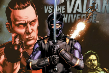 Ninjak vs The Valiant Universe #3