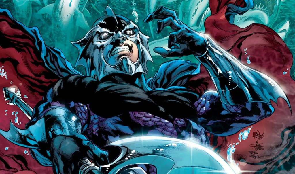 Ocean Master Orm - DC Comics