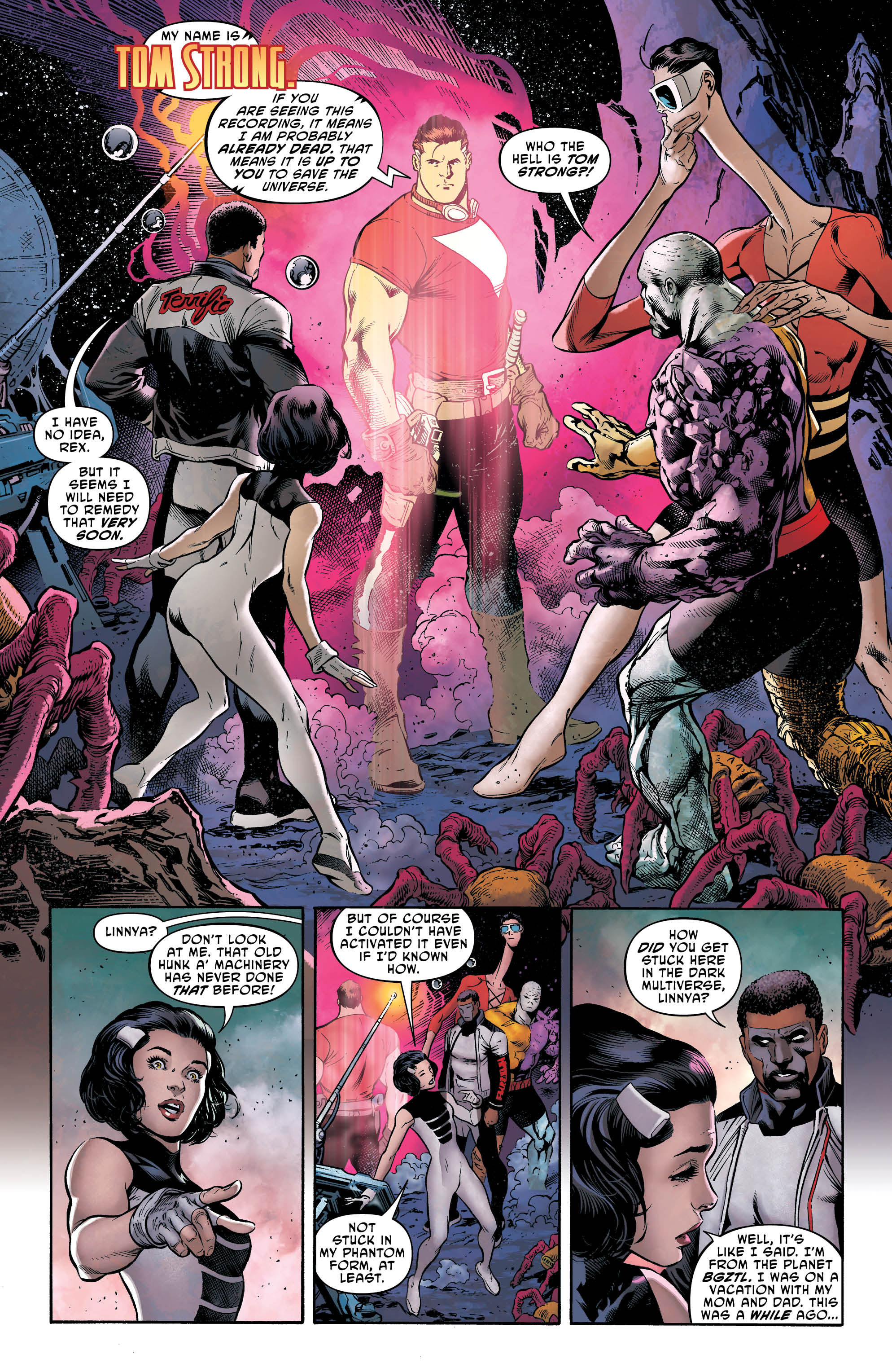 The Terrifics #2