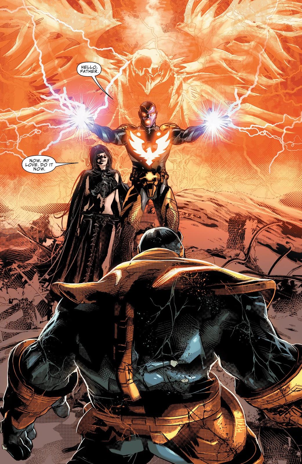 Thane vs Thanos