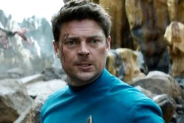Karl Urban - Star Trek: Beyond - Paramount Pictures