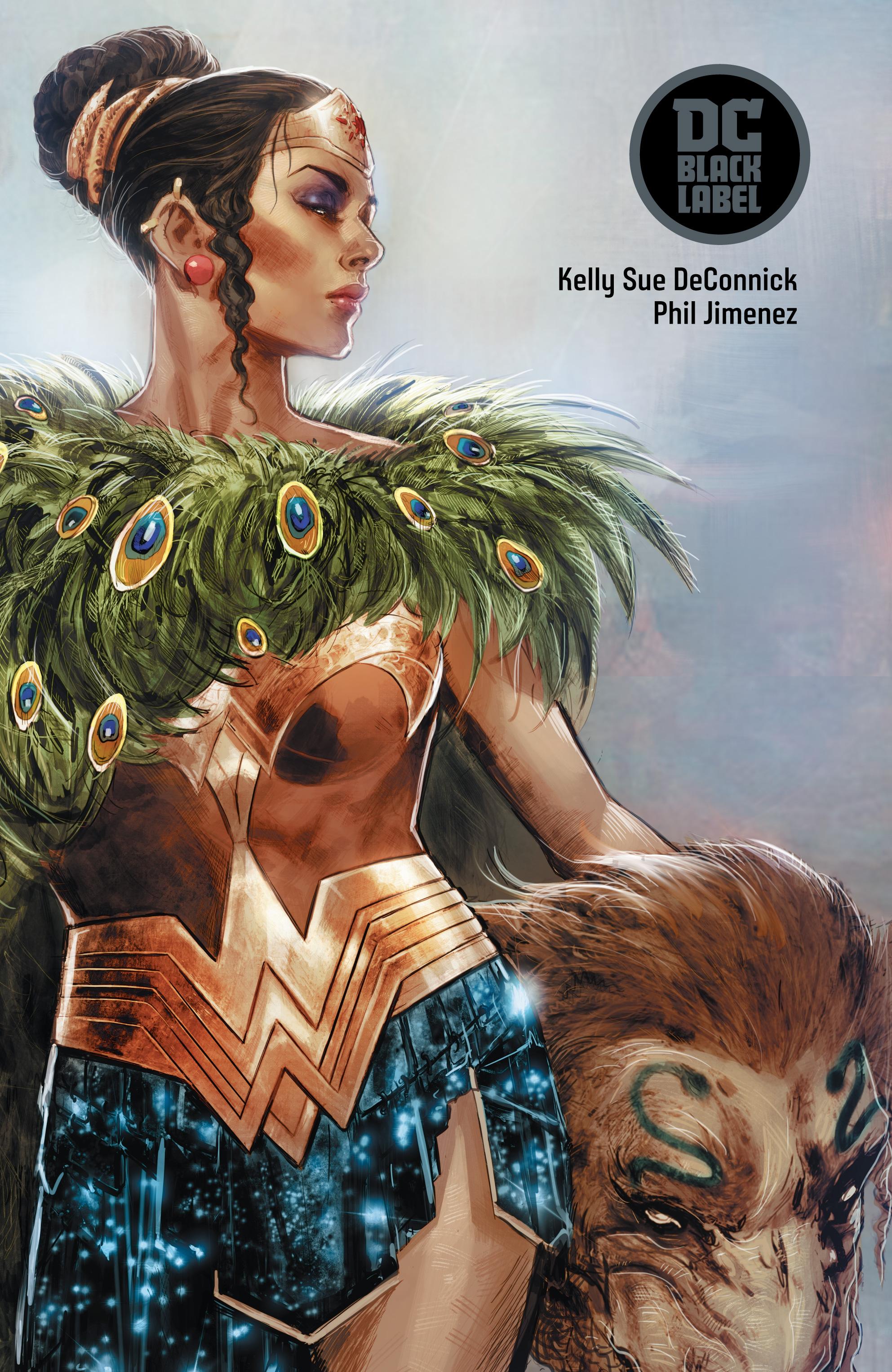 Wonder Woman Historia