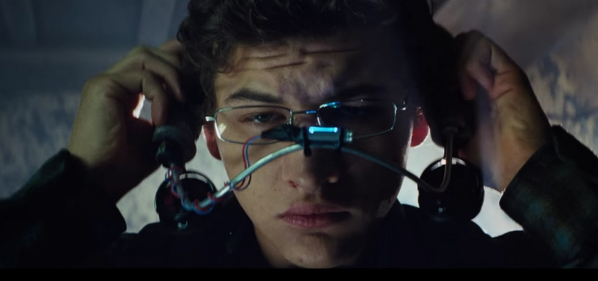 """Tyler Sheridan as Wade Watts in """"Ready Player One"""" - Warner Bros. Pictures and Amblin Entertainment"""