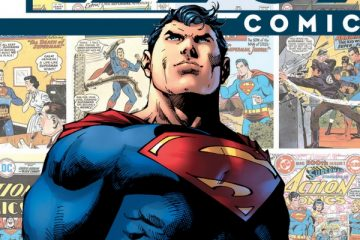 Action Comics #1000 Cover - Art by Jim Lee - DC Comics