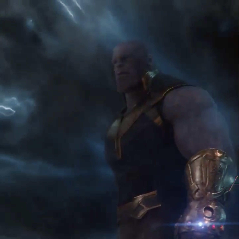 Avengers: Infinity War Infinity Gauntlet