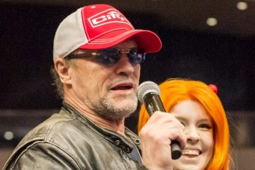 Michael Rooker at Awesome Con 2018