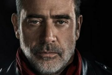 "Jeffrey Dean Morgan as Negan in ""The Walking Dead"" - AMC"