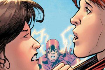 Flash #45 Cover - Art by Barry Kitson - DC Comics