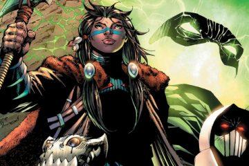 The Immortal Men #1 Cover - Art by Jim Lee - DC Comics