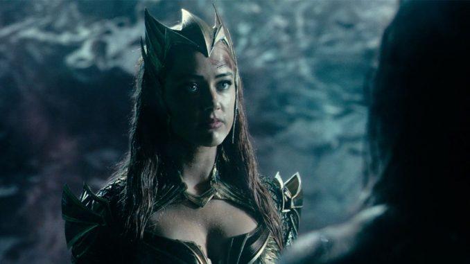 "Amber Heard as Mera in ""Justice League"" - dir. Zack Snyder - Warner Bros."