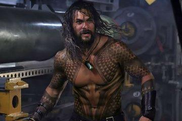 """Jason Momoa in """"Aquaman"""" - dir. James Wan - Warner Bros."""