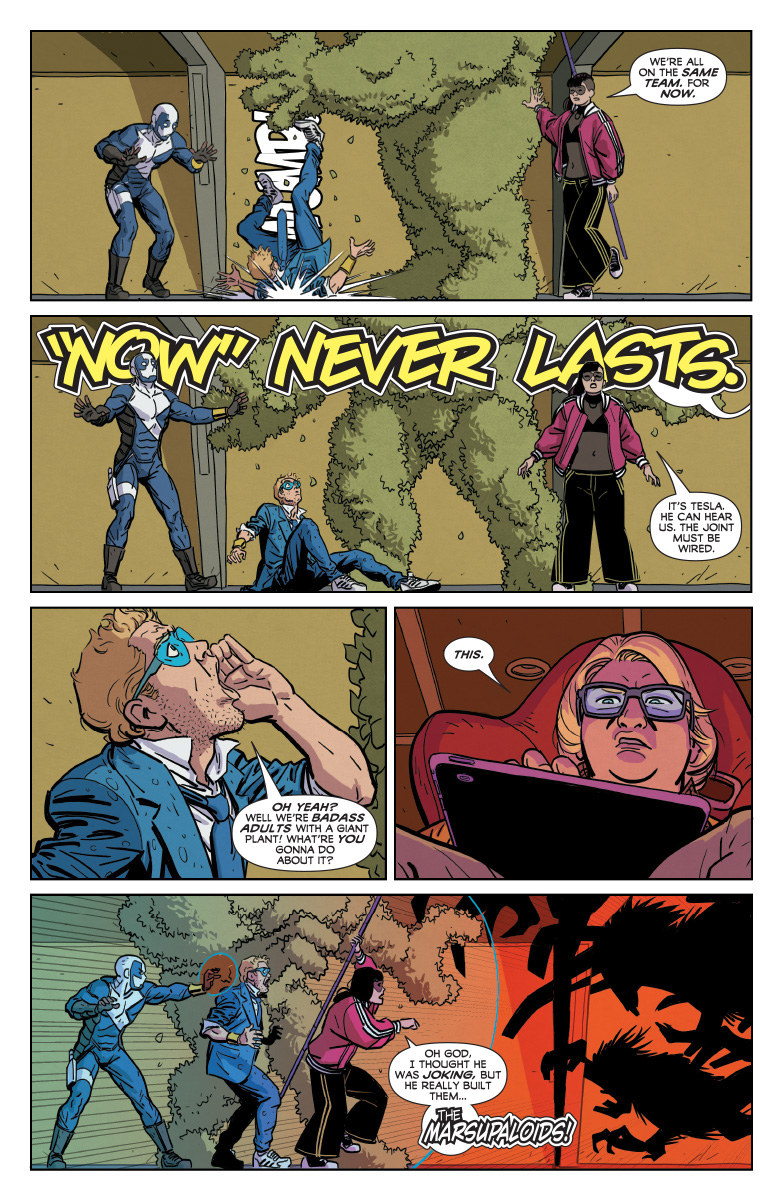 Quantum and Woody! #5