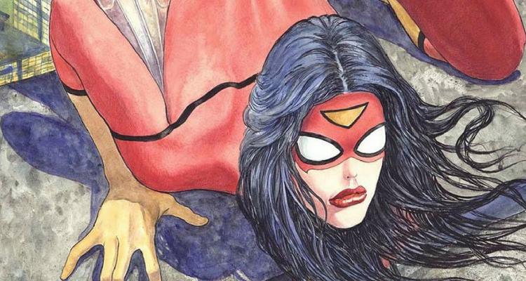 Spider-Woman Milo Manara