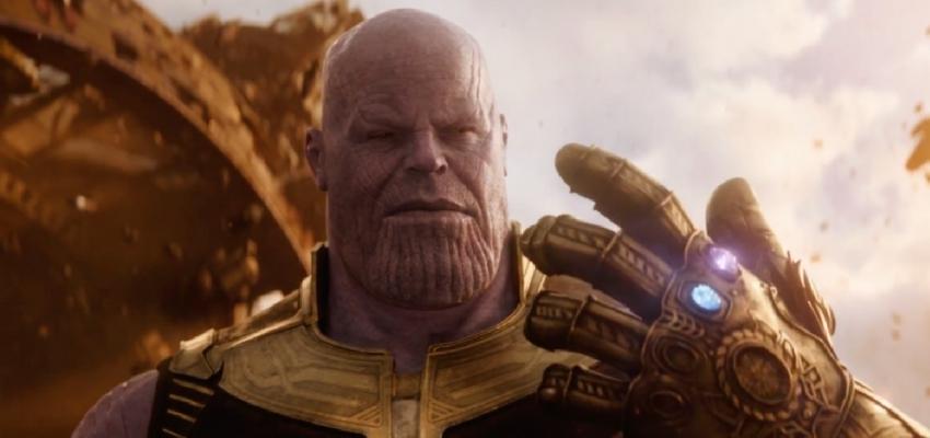 "Thanos in ""Avengers: Infinity War"" - Marvel Studios"