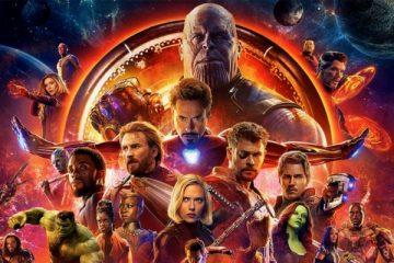 The Avengers: Infinity War - Marvel Studios