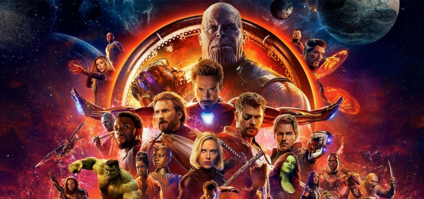 The Avengers: Infinity War - Marvel Studios