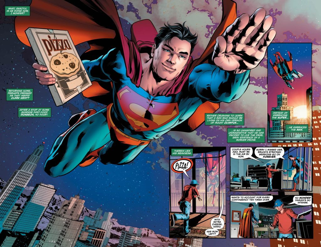 Action Comics Special #1 Preview Page - Art by Will Conrad - DC Comics
