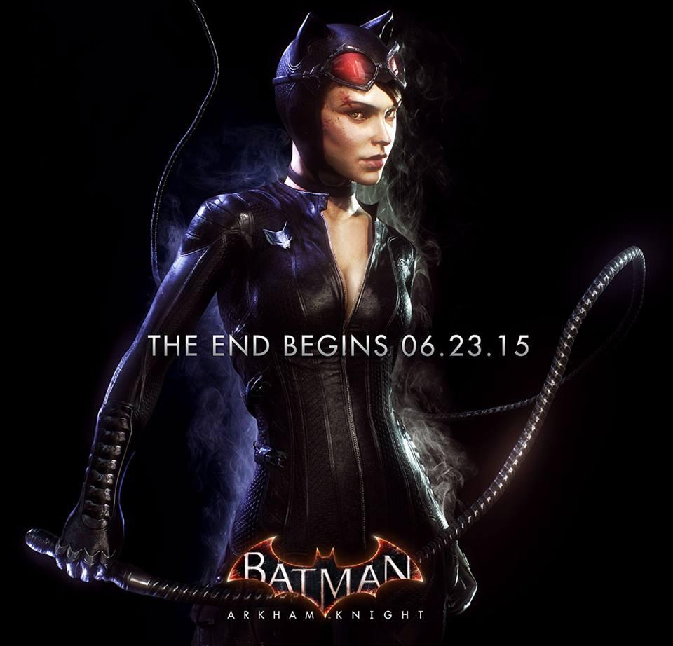 Arkham Catwoman