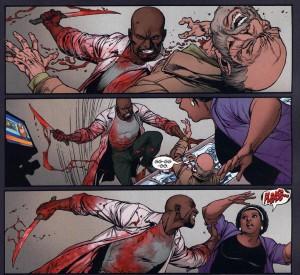 Black Manta in Brightest Day - DC Comics