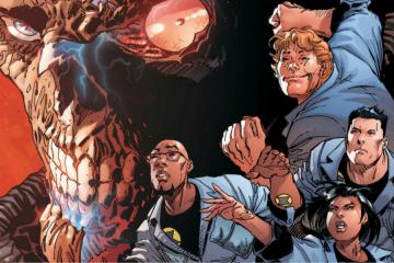New Challengers #1 Art by Andy Kubert - DC Comics