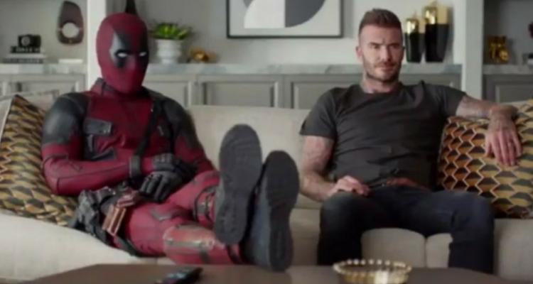 Deadpool and David Beckham
