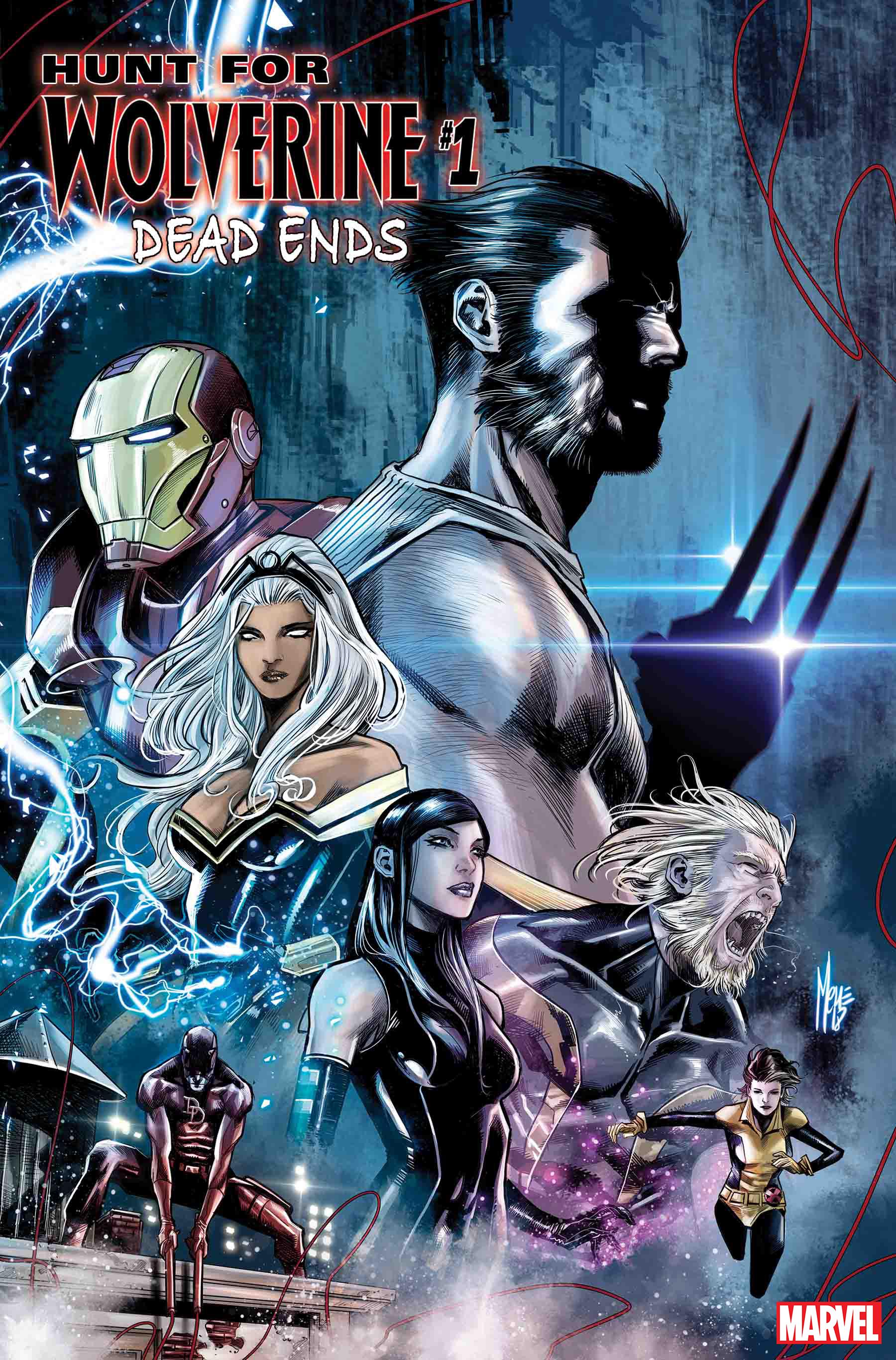 Hunt for Wolverine: Dead Ends #1