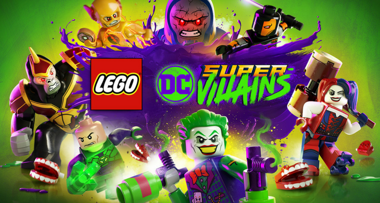 Lego DC Super Villains