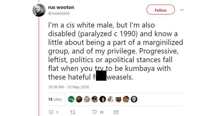 Rus Wooton