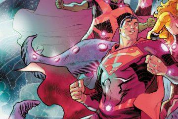 Justice League: No Justice #1 - Cover Art by Francis Manapul - DC Comics